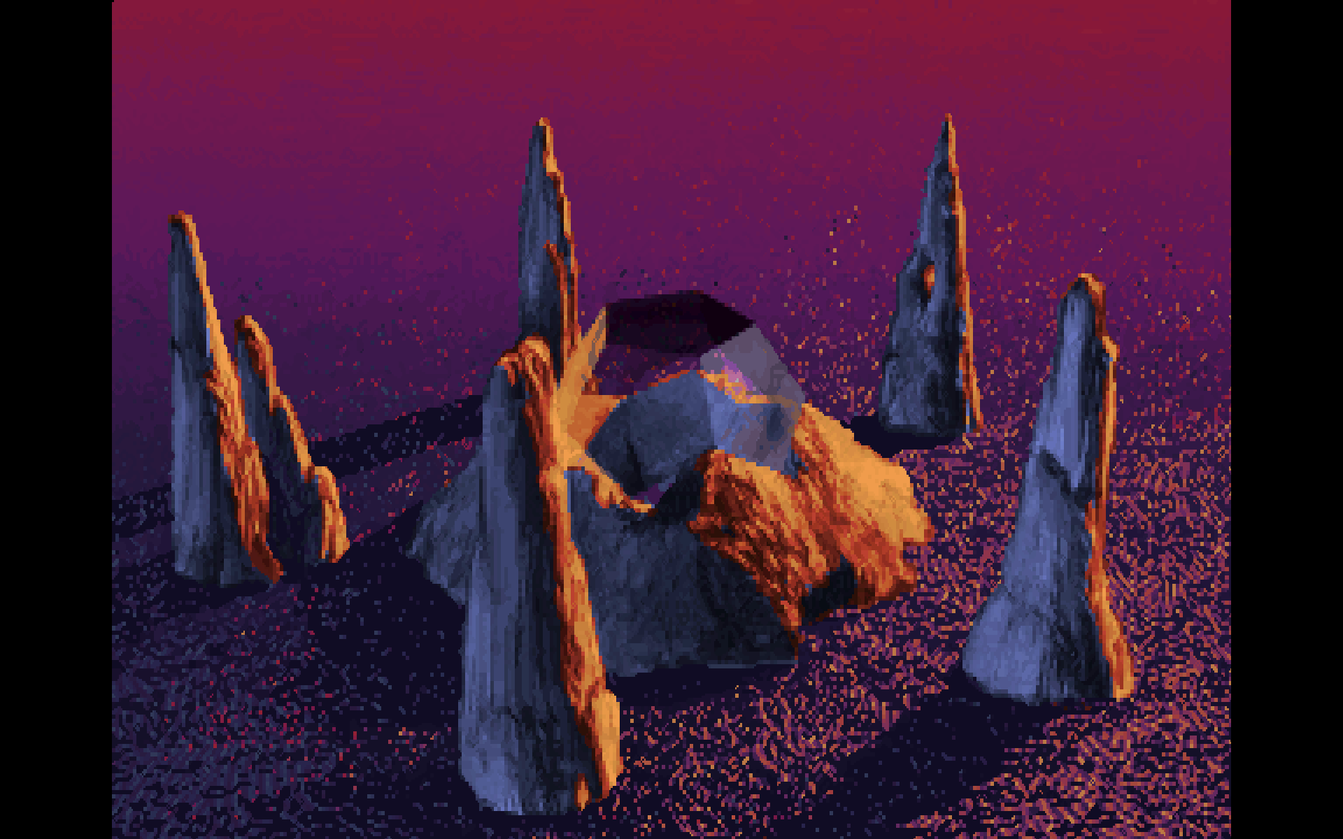 The Dig - Landing